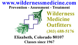 Wilderness First Aid (WFA) for Scouts (BSA)